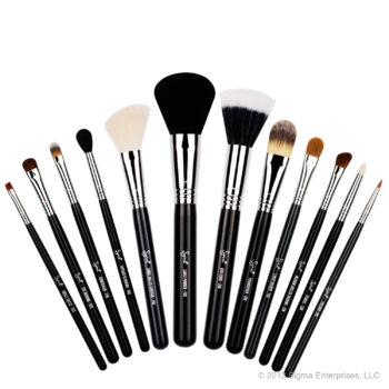 Sigma essential makeup brush kit