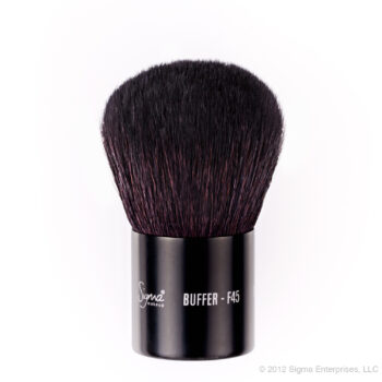 Sigma buffer makeup brush f45